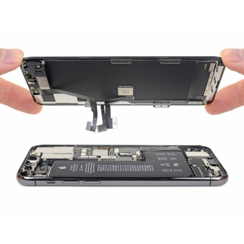 iPhone 11 Pro kijelző csere
