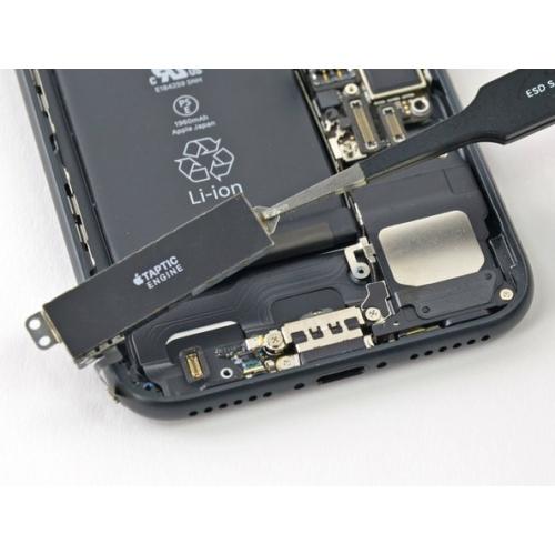 iPhone 7 Vibramotor csere