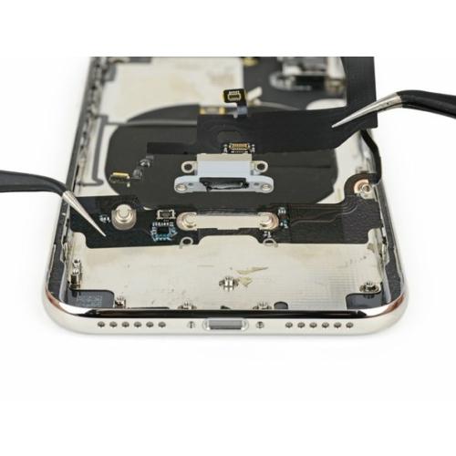 iPhone X töltőmodul csere
