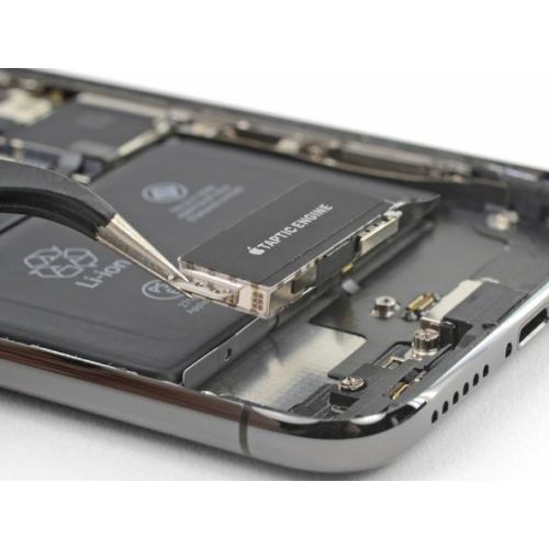 iPhone X vibramotor csere