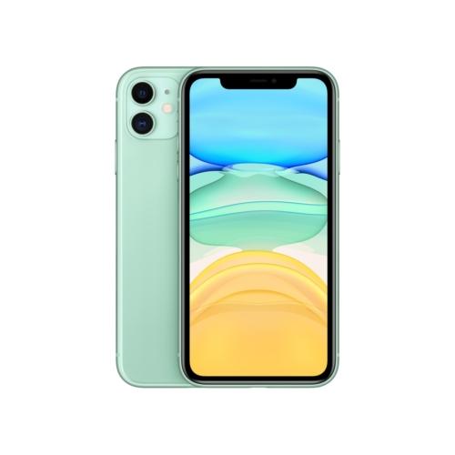 Apple iPhone 11 256GB Mobiltelefon Green MHDV3GH/A