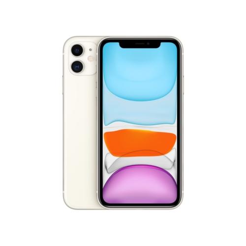 Apple iPhone 11 128GB Mobiltelefon White MHDJ3GH/A