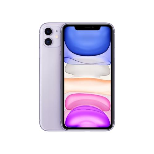Apple iPhone 11 128GB Mobiltelefon Purple MHDM3GH/A