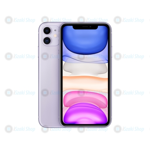 Apple iPhone 11 64GB Mobiltelefon Purple MHDF3GH/A