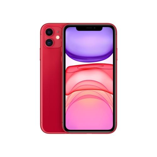 Apple iPhone 11 64GB Mobiltelefon RED MHDD3GH/A