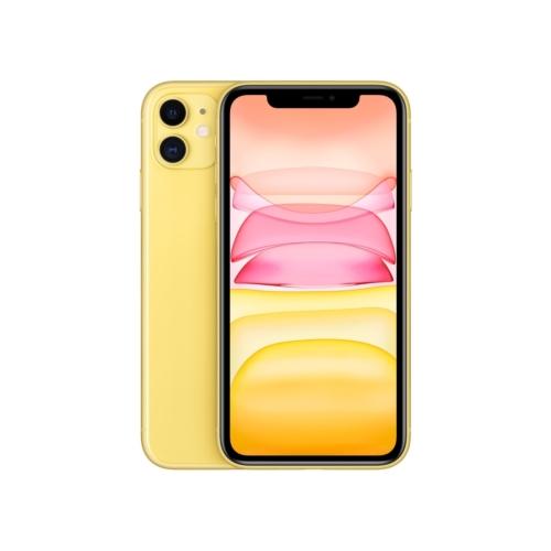 Apple iPhone 11 64GB Mobiltelefon Yellow MHDE3GH/A