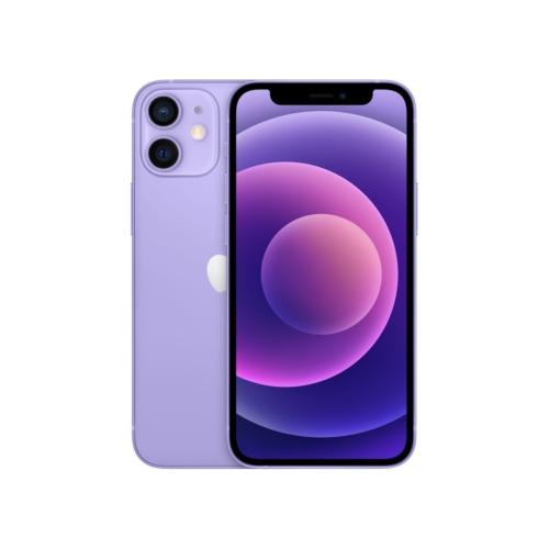 Apple iPhone 12 mini 64GB Mobiltelefon Purple MJQF3GH/A