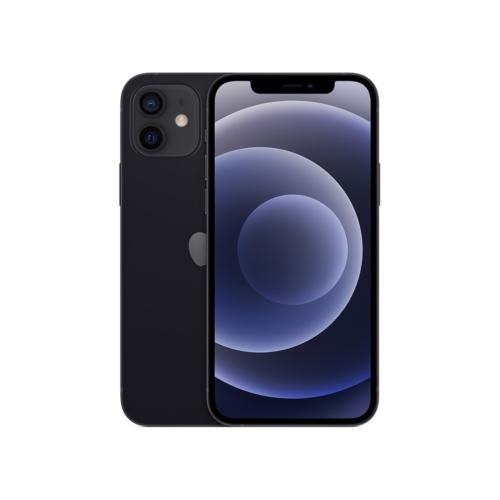 Apple iPhone 12 mini 256GB Mobiltelefon Black MGE93GH/A