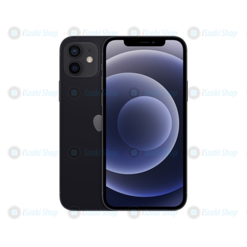 Apple iPhone 12 64GB Mobiltelefon Black MGJ53GH/A