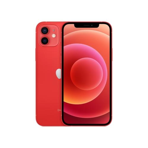 Apple iPhone 12 mini 64GB Mobiltelefon RED MGE03GH/A
