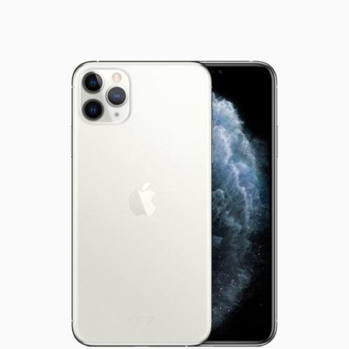 Apple iPhone 11 Pro 512GB Mobiltelefon Silver MWC62GH/A