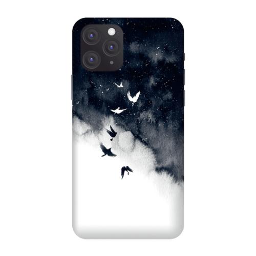 B-10 Hátlapi egyedi decor védő fólia, iPhone készülékekre
