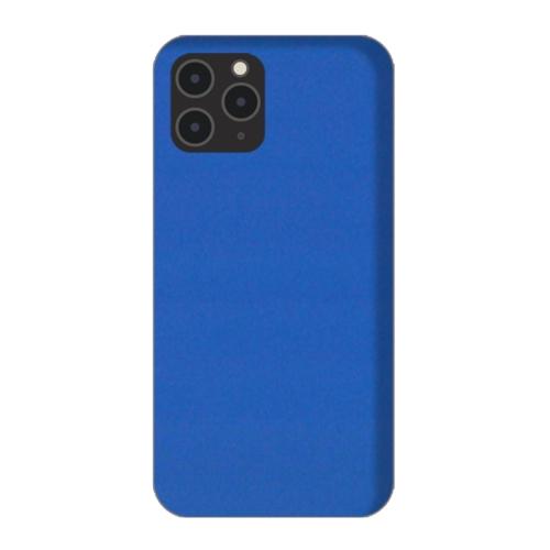 Kék Hátlapi egyedi decor védő fólia, iPhone készülékekre