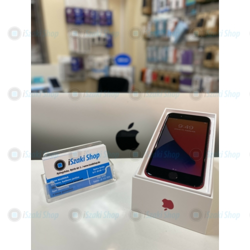 iPhone SE 64GB RED (AAM)
