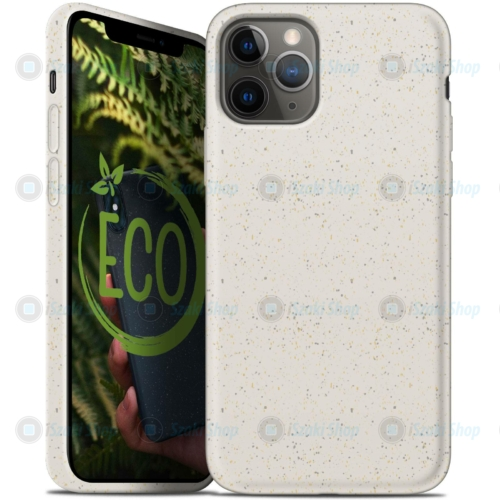 Forcell Zero Waste, BIO Környezetbarát telefontok iPhone 11 pro natur