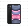 Kép 1/5 - Apple iPhone 11 128GB Mobiltelefon Black MHDH3GH/A