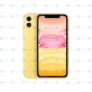 Kép 1/5 - Apple iPhone 11 256GB Mobiltelefon Yellow MHDT3GH/A