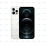 Kép 1/8 - Apple iPhone 12 Pro Max 128GB Mobiltelefon Silver MGD83GH/A