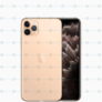Kép 1/2 - Apple iPhone 11 Pro 64GB Mobiltelefon Gold MWC32GH/A