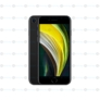 Kép 1/5 - Apple iPhone SE 2020 128GB Mobiltelefon Black mhgt3gh/a