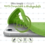 Kép 4/4 - Forcell Zero Waste, BIO Környezetbarát telefontok iPhone 12 zöld